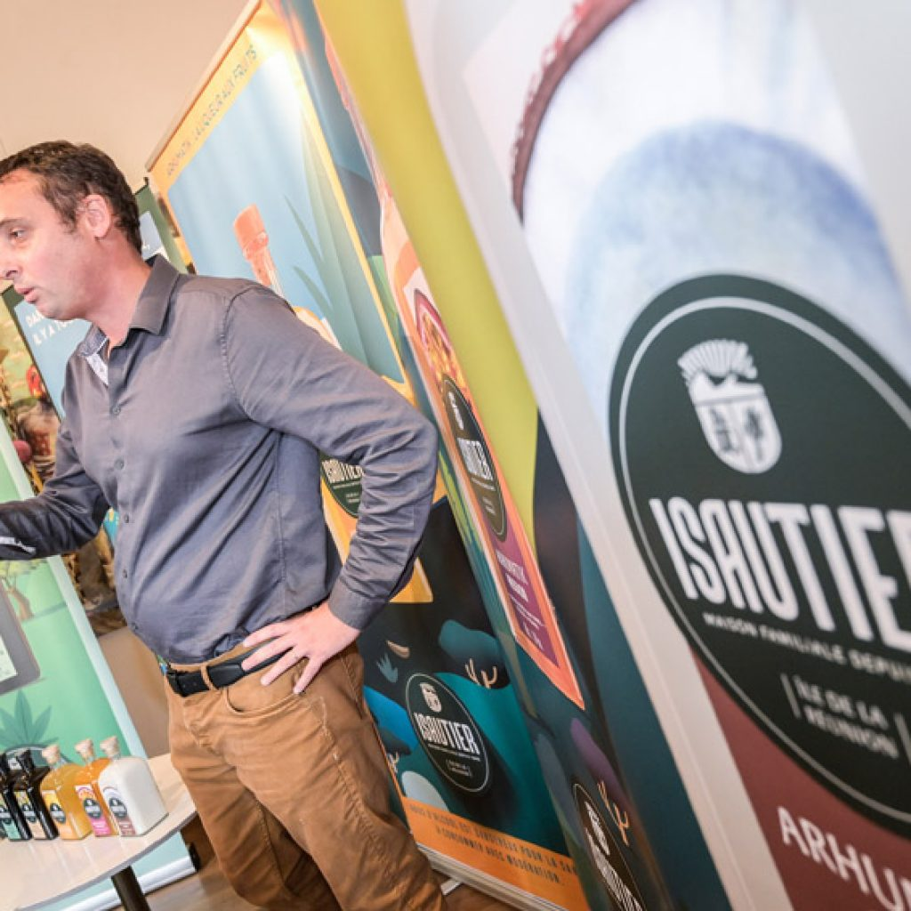 5 medals for Isautier rums in London